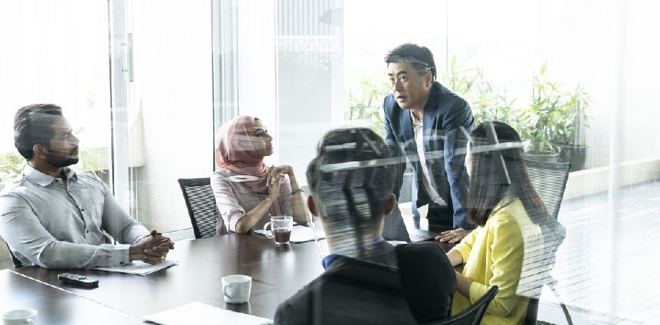 How do you respond to employees experiencing personal crises