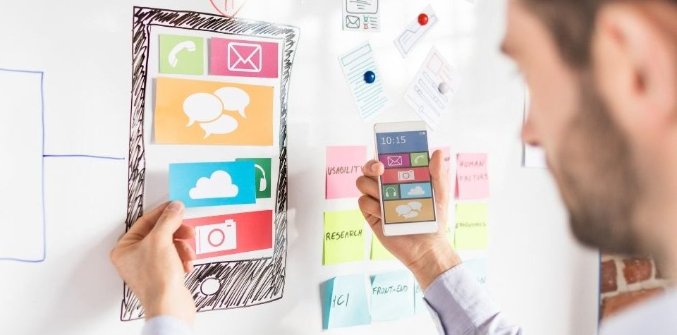 The Balance of UX UE For App Design